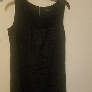 J. Crew Black Super Comfy Dress